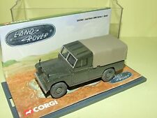 LAND ROVER PICK UP BACHÉ LWB SERIES I VERT Version Salie CORGI 07404 1:43