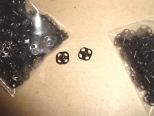 lot 200 AUTOMATIC SQUARE 7mm FASTENERS COLUMBIA CHICAGO VINTAGE SZ 2 BRASS doll