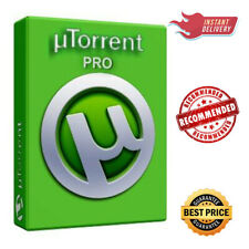 Utorrent Pro Software Fast Delivery Life Time