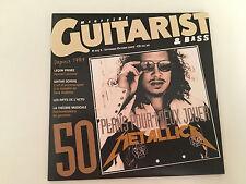 CD Guitarist & Bass N°203 S