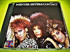 POINTER SISTERS - CONTACT | 5,55 € CD Shop 111austria