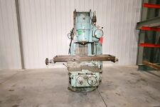 "11925 Cincinnati No. 2 Vertical Mill, 65"" x 16"""