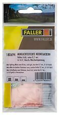 Faller 180694 - Mini effets lumineux Scintillement de néon neuf emballage scellé