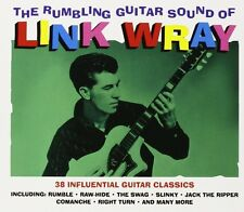 Link Wray - The Rumbling Guitar Sound Of (2CD 2013) NEW/SEALED