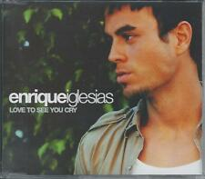 ENRIQUE IGLESIAS - Love to see you cry CDM 3TR Enhanced (CD1) UK 2002