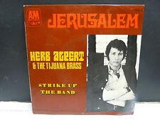 HERB ALPERT Jerusalem 1225 S