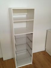 Wardrobe Insert, Storage Baskets,Built In Wardrobes 1600x450x450 Australian Made
