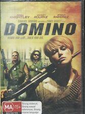 DOMINO - Keira Knightley, Mickey Rourke, Edgar Ramírez  - DVD