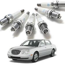 OEM Parts Engine Ignition Spark Plug 27410-23700 6P for KIA 2007 - 2009 Amanti