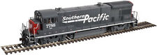 Atlas 10002088, HO Scale, GE B30-7 Locomotive w/ DCC & Sound, Cotton Belt #7777