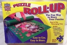 "Masterpieces Puzzle Roll Up Mat 30x36"" Stores up to 1000 Pieces  #500"