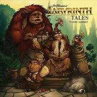 Jim Henson's Labyrinth Tales, Hardcover by Godbey, Cory, Brand New, Free P&P ...