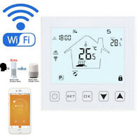 Central Heating Room Thermostat Wifi Alexa Underfloor Heating Smart Controller