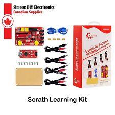 Keyes Arduino Diy Scratch Learning Kit With Robotale Scratch Module