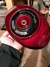 Harley Davidson softail dyna FXST FLST FXD Luxury Rich Red air cleaner 29350-00z