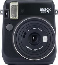 Sofortbildkamera Fujifilm instax mini 70 schwarz