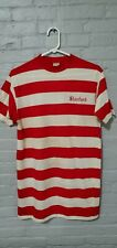 VINTAGE CHAMPION STANFORD RED & WHITE MENS SHIRT  SIZE XL