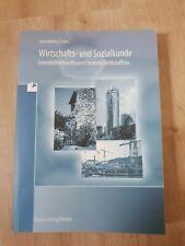 Wirtschafts- und Sozialkunde Immobilienkaufmann/Immobilienkauffrau