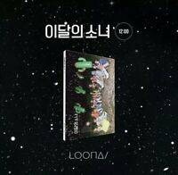 Girl of the Month (LOONA) 3rd Mini Album - [12:00] C Ver. +Poster - Kpop Sealed