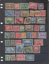 Canada 1917-35 Used Collection