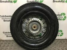 HONDA VT600 VT 600 SHADOW REAR WHEEL  YEAR 1996 (STOCK 389)