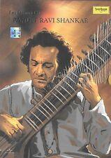 THE GENIUS OF PANDIT RAVI SHANKAR 3CDs SET - FREE POST