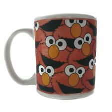 Elmo Mug Cup All Over Jim Henson Muppets Sesame Street General Store Vintage