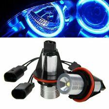 Blue Angel Eye Halo Ring Marker Side Light LED Bulbs Canbus E53/E65/E66/E60/E87