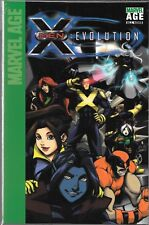 X-MEN EVOLUTION TRADE PAPERBACK ($13.99, NEW) GREAT BOOK FOR YOUNGER READERS