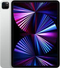"""Apple iPad Pro (11"""") 3rd Gen 1TB Silver Wi-Fi MHR03LL/A (Latest Model)"""