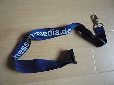 Schlüsselband Lanyard .www. hessen - media.de