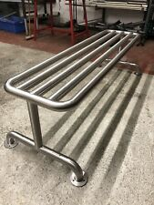Contemporary Household, Street Furniture - Bespoke Stainless Steel Bench/seat