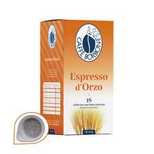 72 CIALDE ESPRESSO D'ORZO CAFFE' BORBONE FILTRO IN CARTA 44MM BREAK SHOP