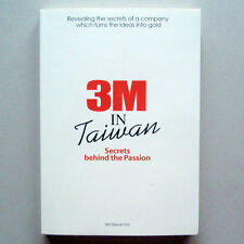 SCARCE, 3M in Taiwan: Secrets Behind the Passion