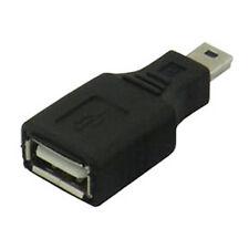 USB A (femmina) - miniUSB (maschio) di conversione adattatore USBAB - M5AN N6K5