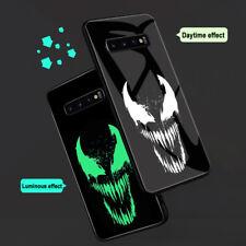 Avengers Venom Tempered Glass Case Samsung Galaxy S20 Ultra 5G S20+ S10e  S9/8+