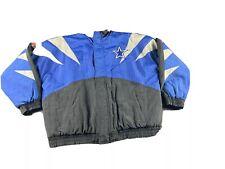 Vintage Dallas Cowboys Apex One Authentic Pro Line Puffer Parka Jacket XL TG