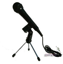ROI Support de table pour microphone, Haute Qualité pied Micro (Support )