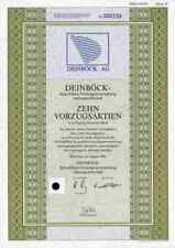 Deinböck inmobiliario DCM munich 1990 Braunschweig Salzgitter stadthagen 500 dm