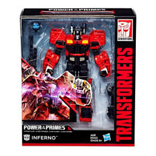 Transformers Generations Inferno Power of Primes Voyager Class