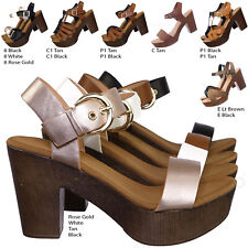 0f05b86e5e0 TOP MODA High (3 in. to 4.5 in.) Solid Heels for Women for sale