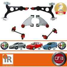 KIT ARMS SUSPENSION FRONT ALFA ROMEO 147 - 156 - GT