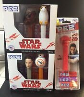 DISNEY STAR WARS - Chewbacca*Porg*Rey*BB-8*Praetorian Guard