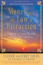 Money, And The Law of Attraction by Esther & Jerry Hicks NEW
