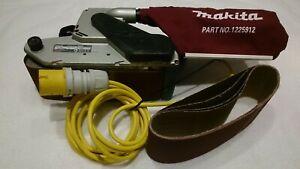 Makita 9404 100mm Belt Sander 110V