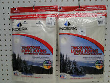 New Men's CottonRich Long Johns Thermal Underwear Set 6X