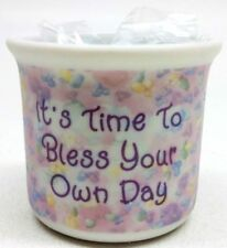 Precious Moments It's Time To Bless Your Own Day Candle Holder 102429