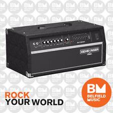 Behringer ULTRABASS BVT5500H Bass Amplifier Head Amp 550W BVT-5500H