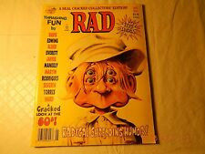 CRACKED COLLECTOR'S EDITION # 77 FROM 1989 HUMOR MAGAZINE