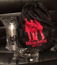 Rascal Flatts Riot Tour VIP Bag ft. Aluminum BPA free 25oz Bottle & Sunglasses